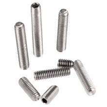 50Pcs M3 304 Stainless Steel Screws Hex Socket Head Cap Screw Bolts Nuts Fasteners M3 Screws Hardware M3 x4/6/8/10/12/14/16/20mm 340pcs assorted stainless steel m3 screw 5 6 8 10 12 14 16 18 20mm with hex nuts bolt cap socket set