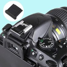 Flash Hot Shoe Cover Cap Protector Voor Nikon D90 D200 D300 BS-1 DSLR Camera Beschermhoes Digitale Camera Accessoires(China)