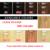 """#4 Cor Malásia Reta Grampo Em Extensões Do Cabelo Humano Weave 10-32 """"7 pçs/set 8 pçs/set 10 pçs/set Clip-em Extensões Do Cabelo"""