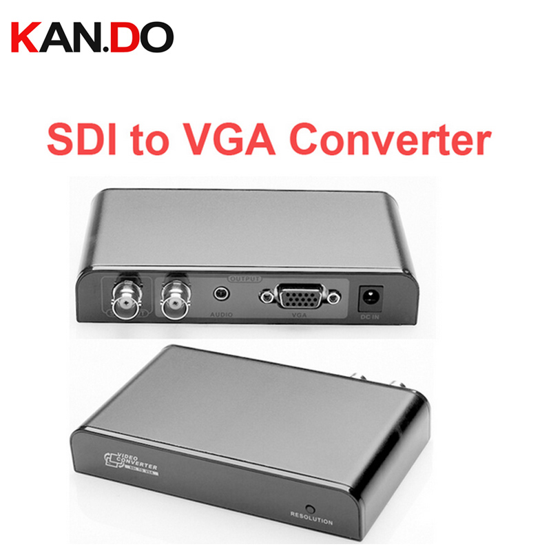 365 video convertor Full HD 1080P SDI To VGA changer Compatible SDI+VGA video converter365 video convertor Full HD 1080P SDI To VGA changer Compatible SDI+VGA video converter