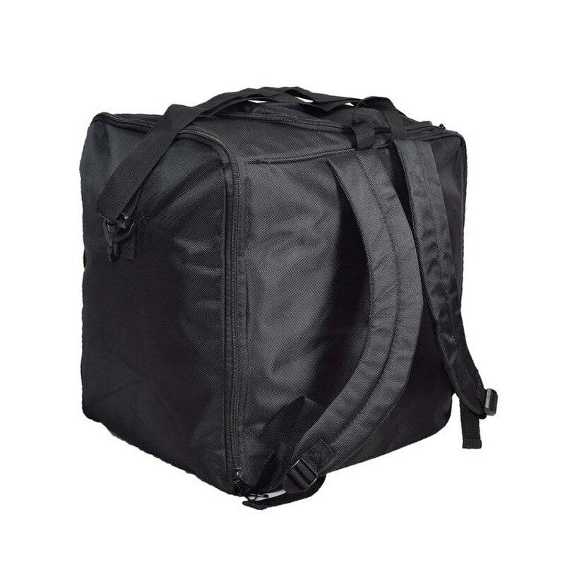 Grand sac à dos professionnel de bottes de neige de Ski de glace sac à dos sac portatif de transport de main en Nylon sac à bandoulière imperméable 40X40X25 CM
