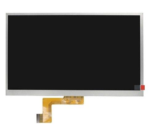 "Nueva LCD de Pantalla Para 10.1 ""OSTRAS T102 MS 3G Tablet panel de Pantalla LCD de Reemplazo del Módulo de Matriz Envío gratis"