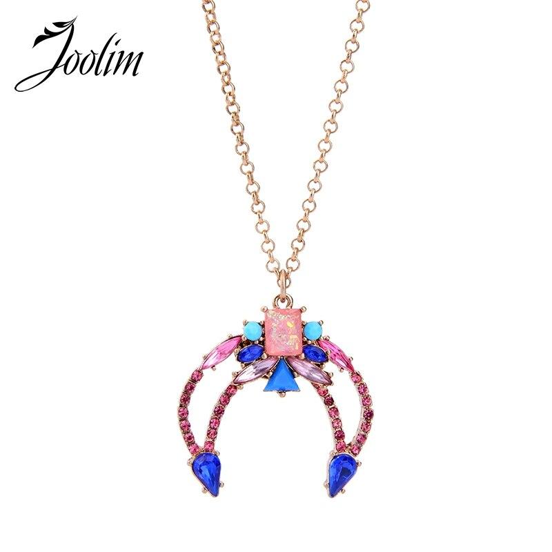 JOOLIM Jewelry Wholesale/2017 Fashion Necklace Mother Gift