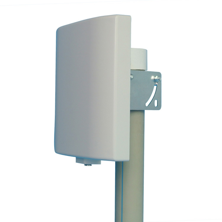 5.8G 14dBi wifi antenne extérieure petit panneau antenne N femelle connecteur mural patch panneau plat antenne avec 10 mètres câble - 4