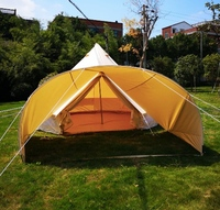 5m bell tents outdoor camping