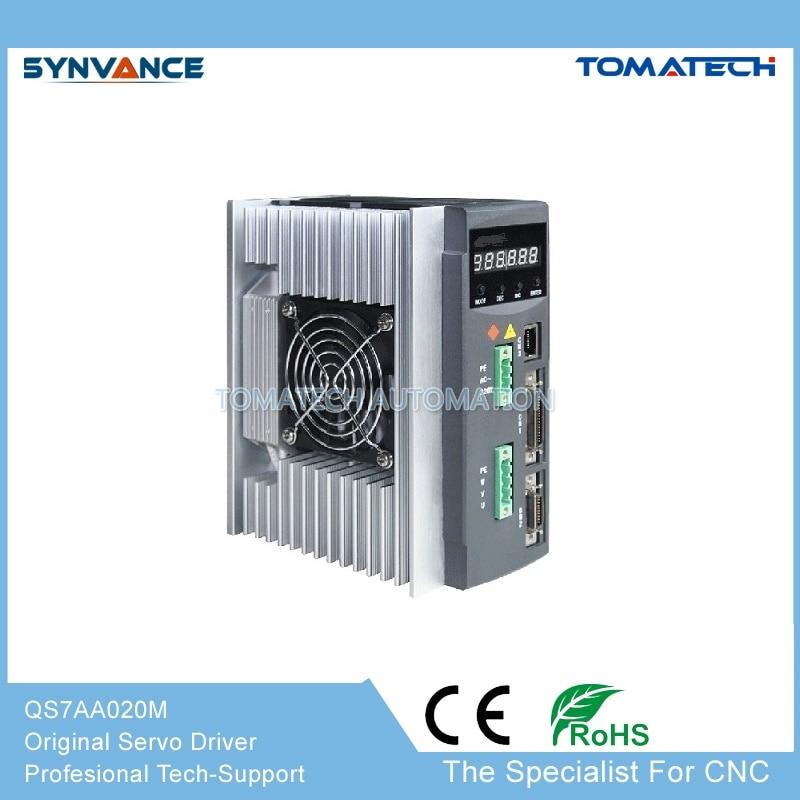 Best Quality 20A AC servo driver for 1 1 5KW servo motors work with cnc machine