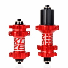 KOOZER XR420 mountain bike HUB 4 Perlin 24 hole 6 paws 72 ring bicycle HUB accessories bicycle wheel