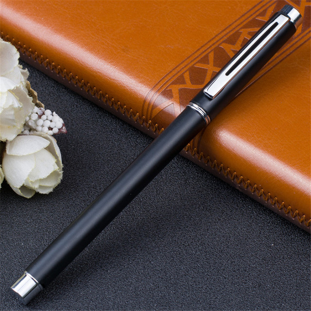 Attirant New Ballpoint Pen School Supplies Office Stationery Metal Pen High   End  Business Sign Pen
