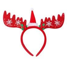 Christmas Baby HeadBand