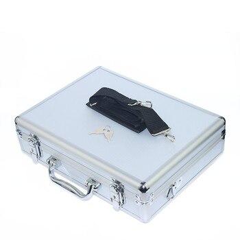 Fibra óptica FTTH fría luego frío entonces herramientas cuchilla de fibra Kit especial contenedor vacío