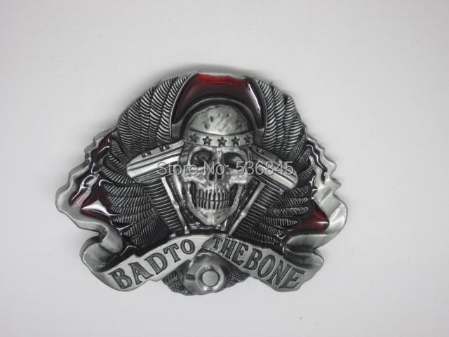 Schlecht für den Knochen Biker Schädel Motorrad Motor - Kunst, Handwerk und Nähen