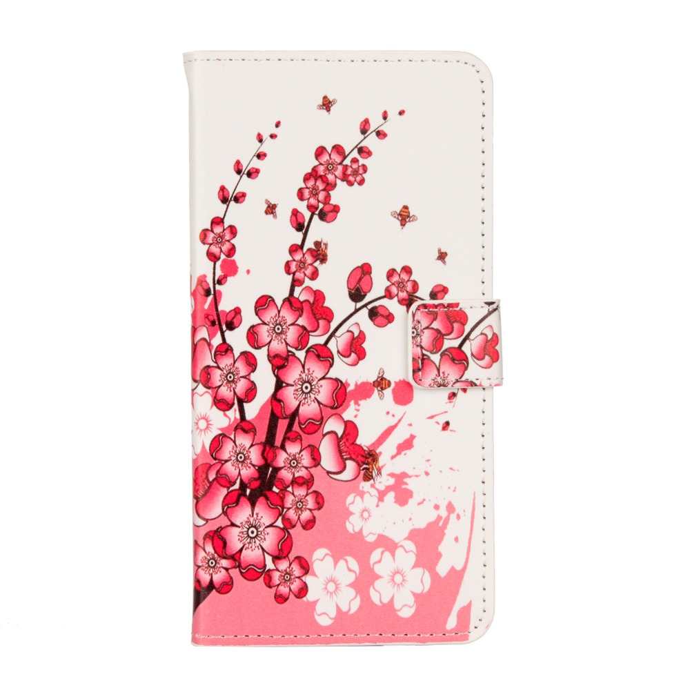 Flip Case for Samsung Galaxy G530, G360, G318H, J1 ACE, J1(2016) PU Leather Butterfly Sleepy Owl Retro Wallet Cover Bag