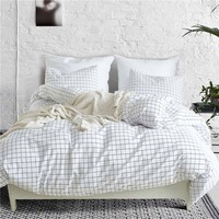 Home Textiles Bedding Set Bedclothes Bohemia Duvet Cover Pillowcase Sets Nordic Pastoral Style Bed linen Twin Queen King Size