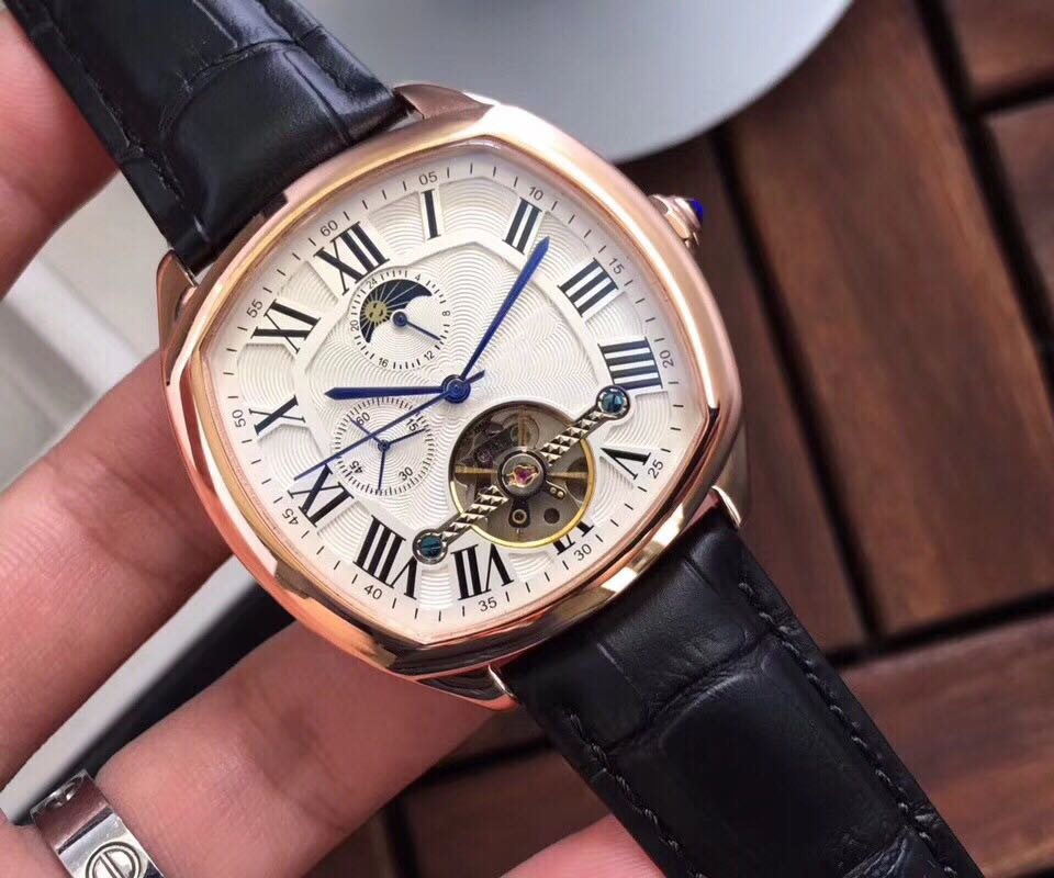 Mens Watches Top Brand Runway Luxury European Design Automatic Mechanical Watch цена и фото