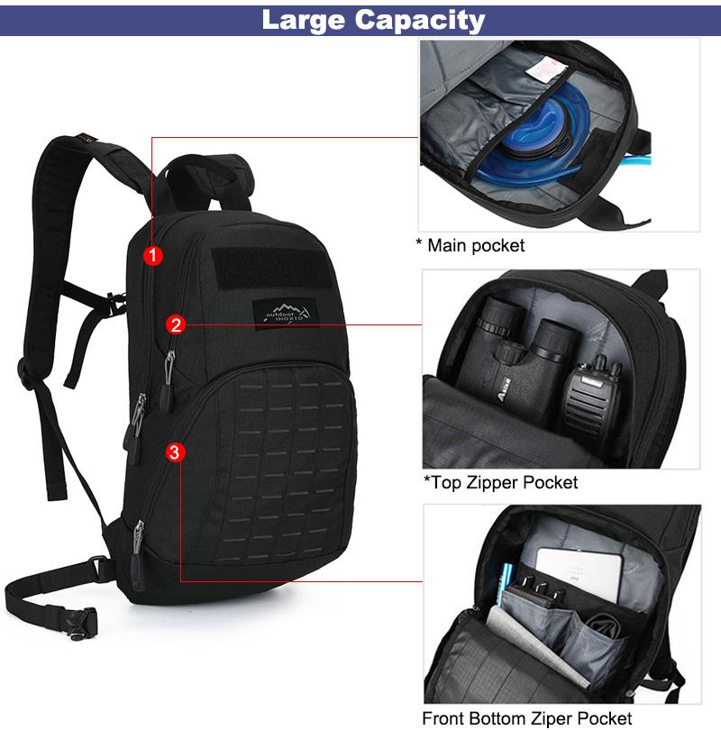 HTB1 JO5hNWYBuNjy1zkq6xGGpXaP - תיק כתף לטיולים קצרים ובתי ספר