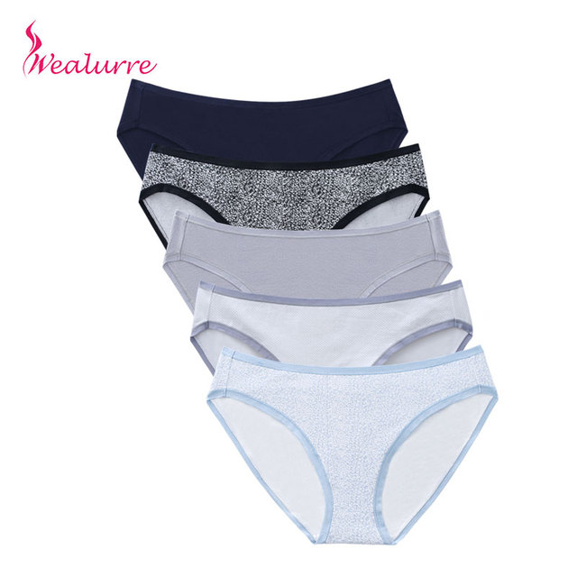 15 Colors Seamless Ladies Underwear Panties Cotton Spandex Solid Briefs Low Waist Stripe Sexy Female Underpants