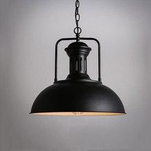 Nordic pendant lamp droplight vintage chandelier living room bedroom corridor porch bar warehouse dining cafe