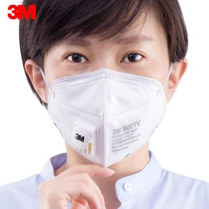 3m flu mask