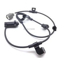 MN102577 Rear Left ABS Wheel Speed Sensor For Mitsubishi L200 2006 2011 ABS Sensor     -