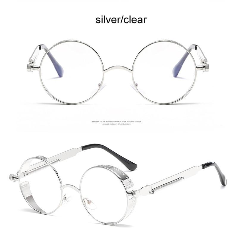 Gothic Oculos glasses Retro 18