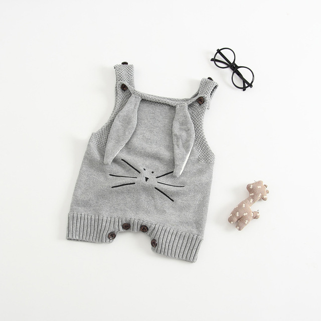 Spring Cotton Baby Romper...