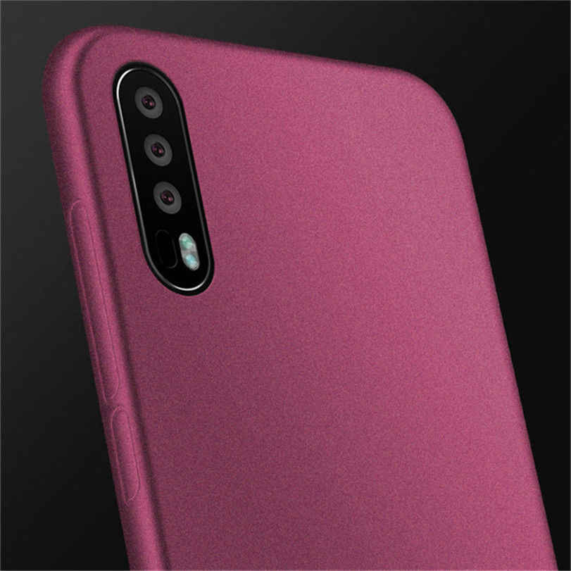 Hybrid Ultra Thin Soft TPU Cover For Huawei P20 Pro P20 Lite Gel Silicone Rubber Sandstone Matte Cases For Huawei P30 Pro P30Pro