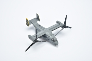 Image 2 - 1:144 V22 Osprey Tilting Rotary Wing Helicopter Model Toy Alloy Finished Military Gift Ornaments Toys For Children Gifts