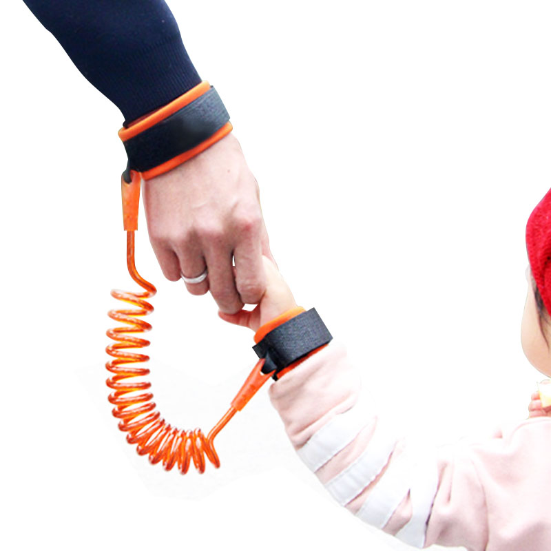 Anti Lost Wrist Link Toddler Leash Safety Harness For Baby Strap Rope Outdoor Walking Hand Belt Band Wristband Kids Dropshipping