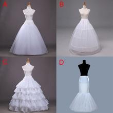 Свадебный подъюбник, свадебный обруч с капюшоном, кринолин, полускользящая юбка для выпускного вечера, нарядная юбка TC21