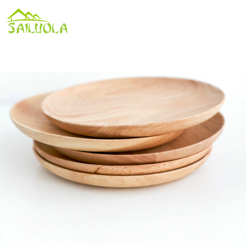 2015 Sale Solid Plate Dish For Restaurant 7 5inch 20cm