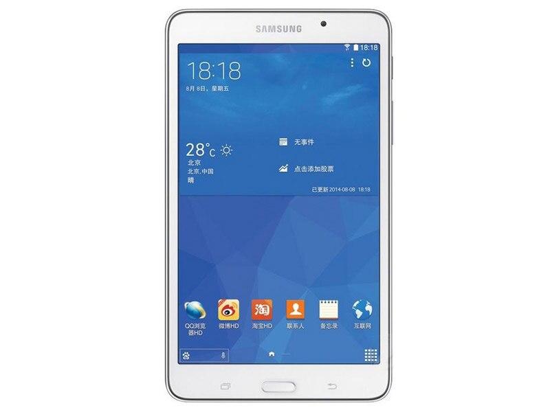 Samsung Galaxy Tab 4 7.0 pouce T231 3g + WIFI Tablet PC1.5GB RAM 8 gb ROM QUAD-core 4000 mah 3.15MP Caméra Android Tablet