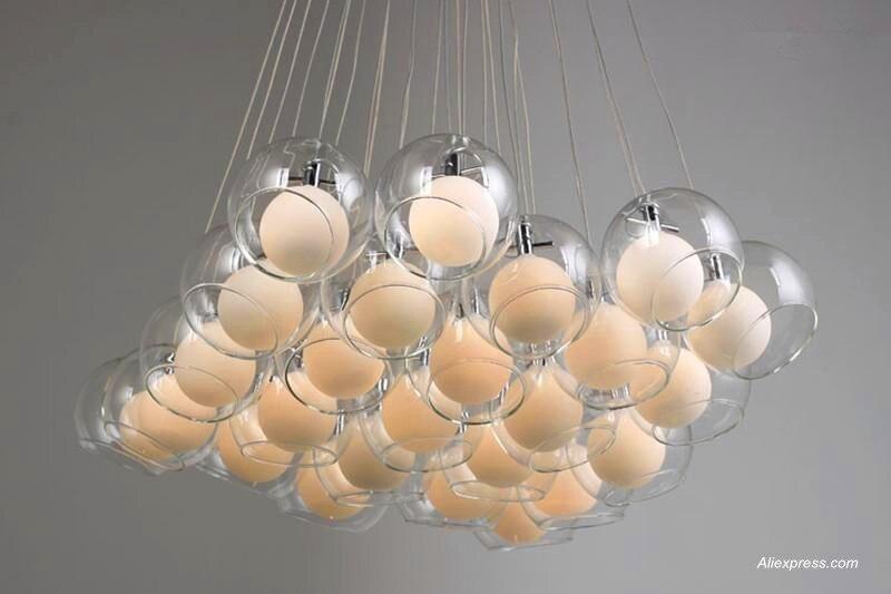 Moderne Lampen 19 : Pendelleuchte moderne lichter blub g basis led lampen licht