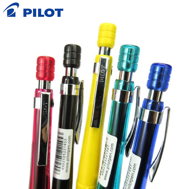 One Piece Pilot H323/H-325/H327/H329 Mechanical Pencil 0.3/0.5/0.70.9 MM Japan Office & School stationery quality mechanical pencils made in japan pilot h 323 h 325 h 327 h 329 drawing special 0 3 0 5 0 7 0 9mm