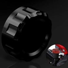 With LOGO Motorcycle Brake Master Cylinder Oil Filter Fluid Reservoir Cover Cap For Suzuki GSX-R GSXR600 GSXR750 GSXR 600 750