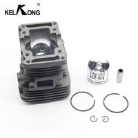 KELKONG 38mm Cylinder Piston Rings Needle Bearing Kit For STIHL MS180 MS 180 018 Chainsaw Engine Tools Parts Motor Kit