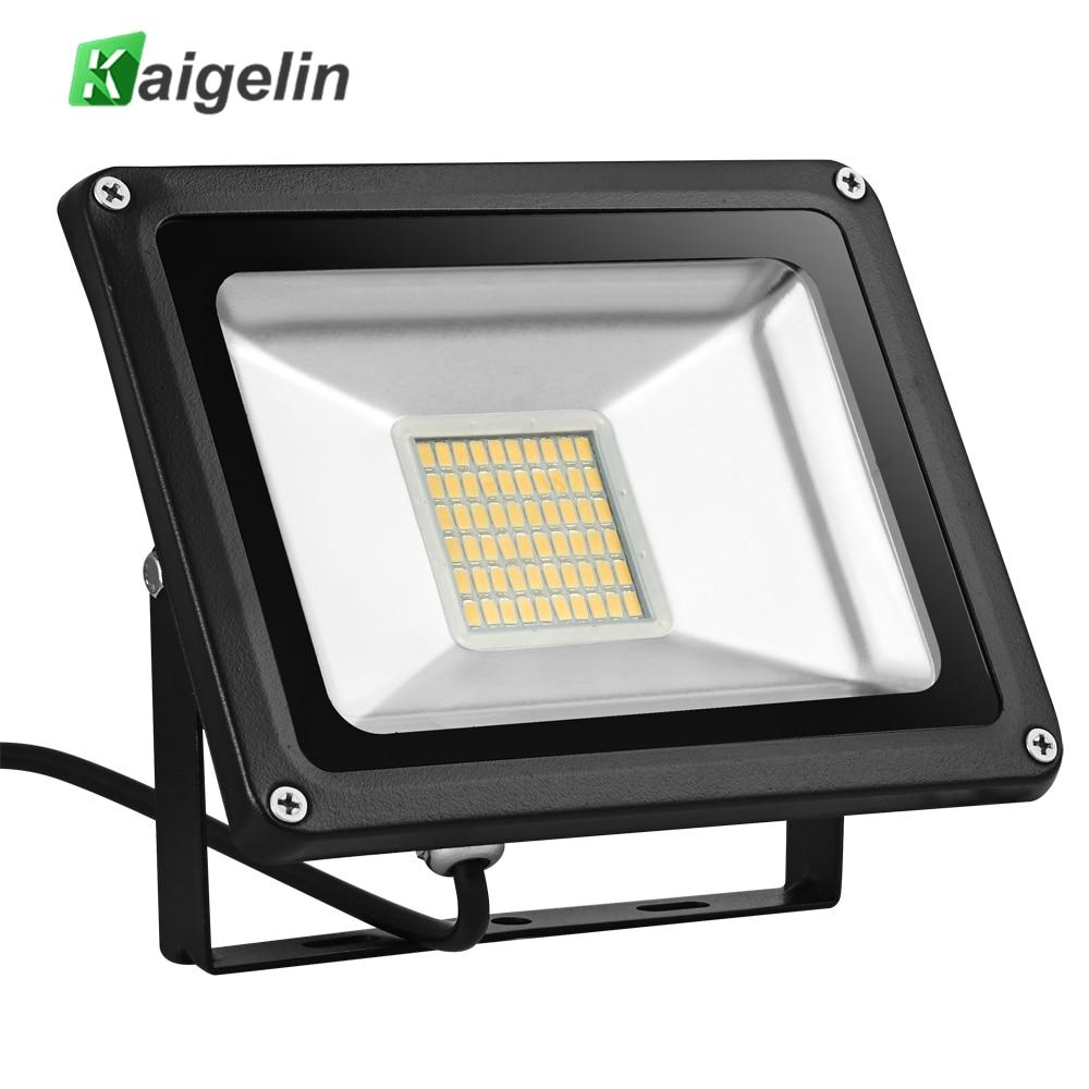 5 pièces 30 W LED lumière d'inondation DC 12-24 V 2200LM projecteur réflecteur 60 projecteur LED Ip65 LED étanche projecteur applique murale extérieure
