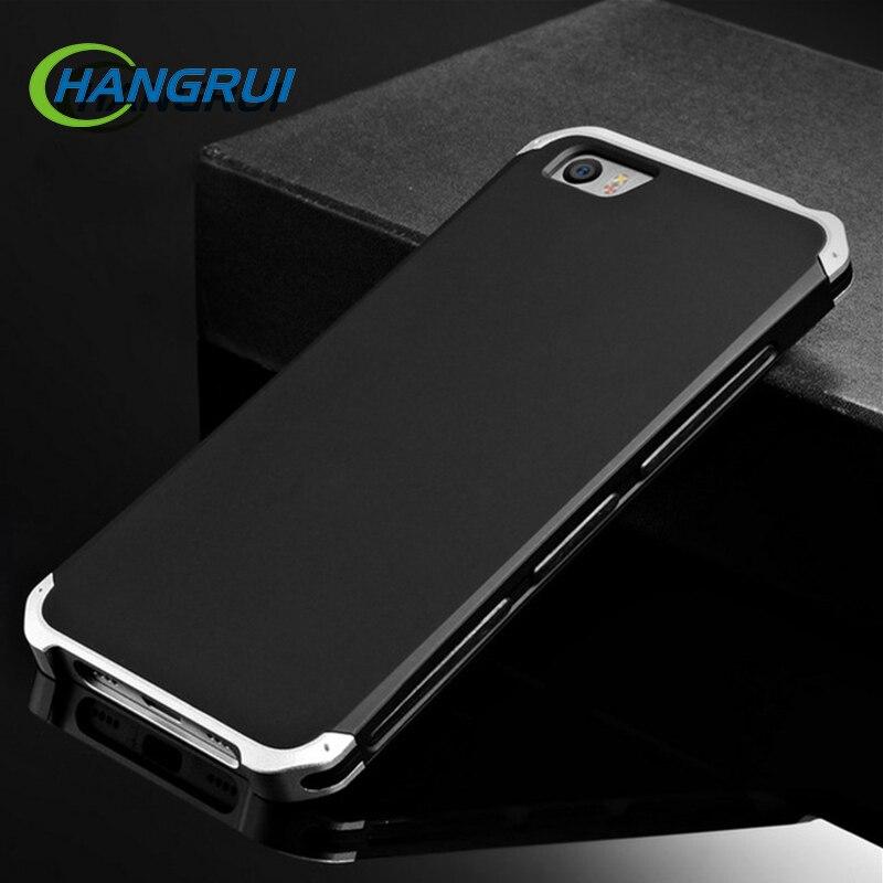 Metalen Frame Telefoon Case Voor Xiaomi Redmi Note 7 6 5 Pro 5A 4 4X - Mobiele telefoon onderdelen en accessoires