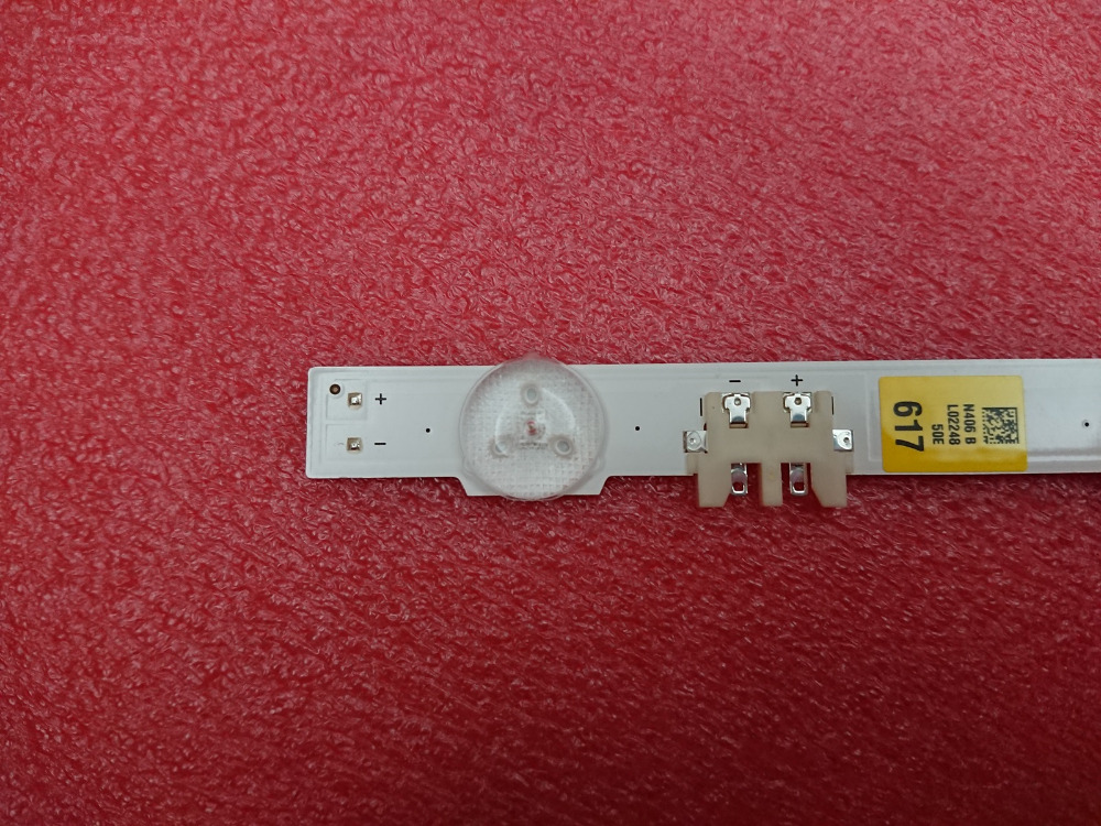 Image 3 - (New Kit)18 PCS/set LED backlight strip for Samsung TV UN50F6400AF 2013SVS50F R 7 L9 D2GE 500SCB R3 D2GE 500SCA R3 T500HVF02.1-in LED Strips from Lights & Lighting