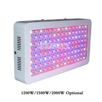 Led Grow Light 1200 Вт 1500 Вт 2000 Вт Крытый тент теплицы растительные растения лампы для роста двойные чипы полный спектр растущих ламп