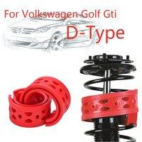 Jinke 1 paar Voor Shock SEBS Size-D Bumper Power Kussen Absorber Lente Buffer Voor Volkswagen Golf Gti