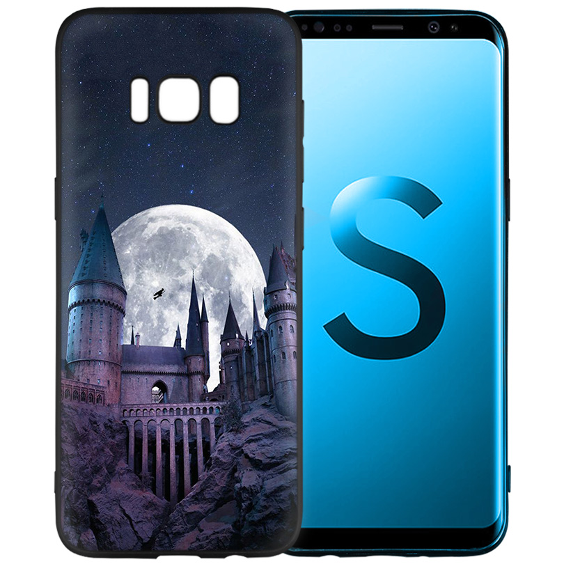 Fitted Cases Tardis Box Doctor Who Black Silicone Case For Samsung Galaxy M20 S10e S10 S9 M10 S8 Plus 5g S7 S6 Edge Phone Soft Cover Coque