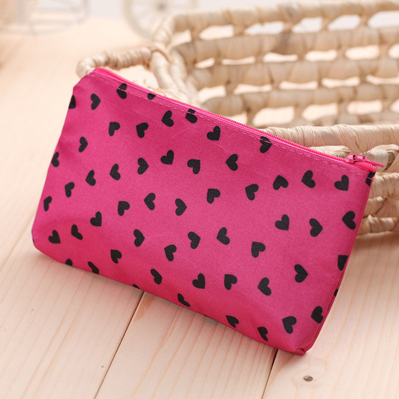 2019 New Fashion Woman Mini Cosmetic Make Up Bag Multi-Function Storage Bags for Outdoor Traveling Home Supplies MSJ99