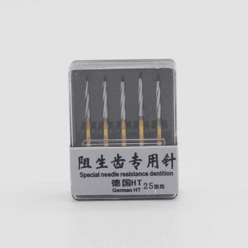 5Pcs/Box Drills Zekrya Tooth Extraction Burs Dental Material High Speed