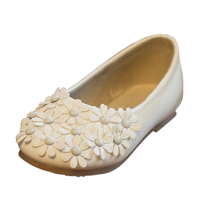 Mooie Kinderschoenen.Wit Kinderschoenen Meisjes Schoenen Prinses Meisjes Mode Enkele