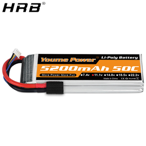Youme 3S 11.1V Lipo Battery 52