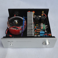 150W * 2 high fidelity amplifier DIY Fever HiFi amplifier NE5532 + TDA7293 BTL bile taste in parallel