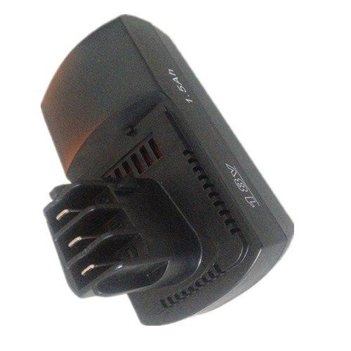 ФОТО power tool battery,metabo 18VA,1500mAh Ni-cd, BSZ18Implus Lipower,6.25484