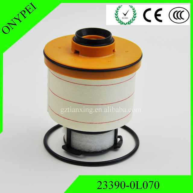 23390 0L070 Element Assy Fuel Filter For TOYOTA HILUX REVO M70M80 2015 2016 23390-0L070 233900L070