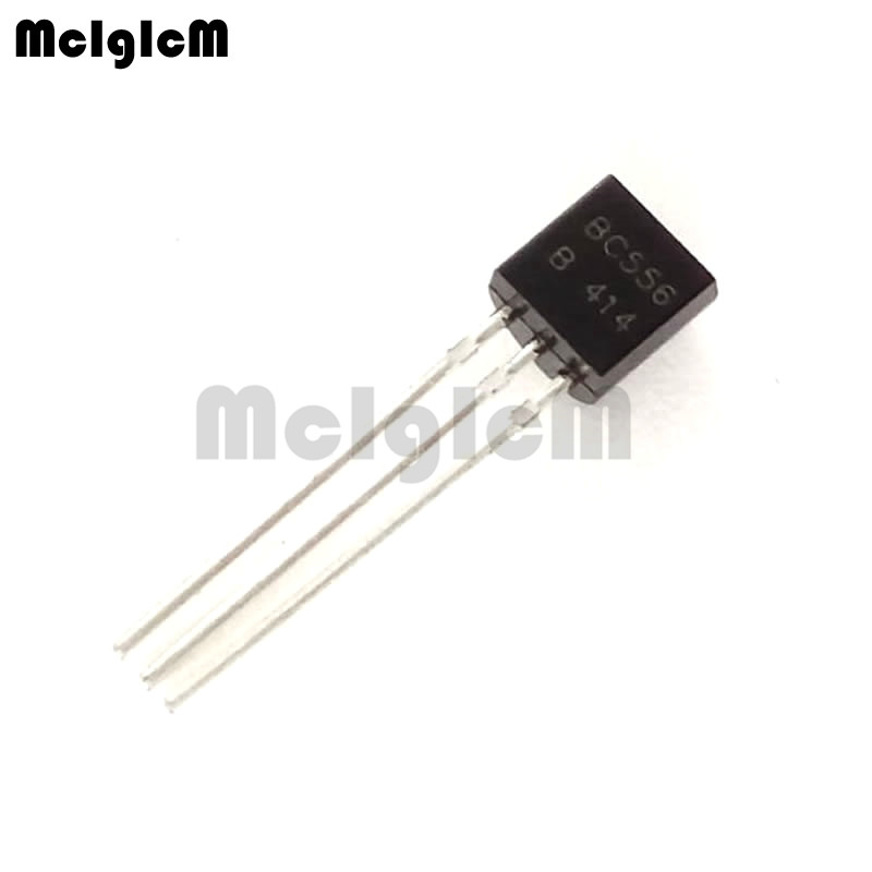 MCIGICM 5000pcs BC556B bc556 0 1A 65V PNP in line triode transistor TO 92