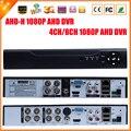 HKES 2017 Novo 1080 P AHD AHD-H 4 Canal DVR Gravador de Vídeo gravador de 8 Canais DVR AHD 1080 P AHDH Para 1080 P AHD Câmara